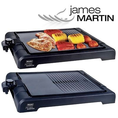 James Martin Wahl Home Non-Stick Table Top Kitchen Grill Nonstick Griller ZX833