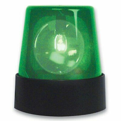 7 inch Green Police Beacon Light Party Decorations