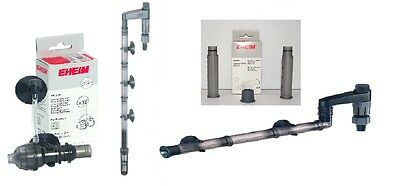Eheim Installation Set 1 & 2 External Filter Pipework 12/16mm 16/22mm Diffuser S