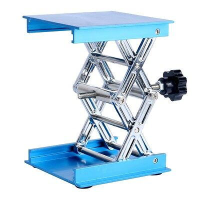 "BLUE Color 4 x 4"" Educational Lift Tables Platforms CGA"