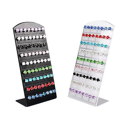36 Pair Hot New Jewelry Holder Organizer Earrings Display Showcase Stand