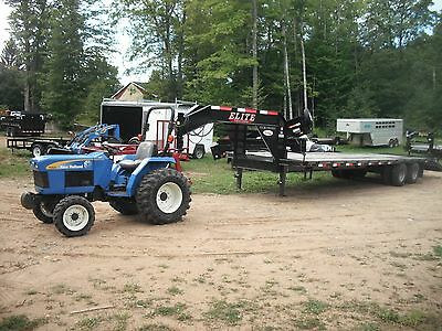 New Holland T1520 4X4 Compact Tractor