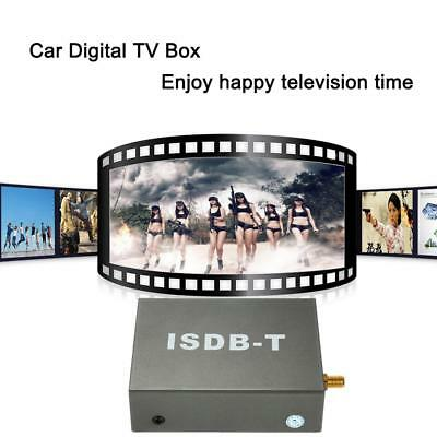 Mini ISDB-T Car Digital TV Box DVD Analog TV Receiver South America Signal L5C0
