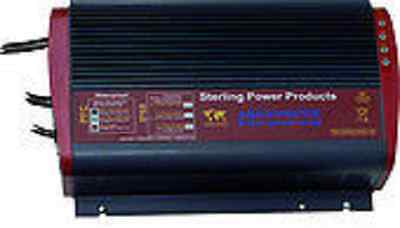 4-stufen LADEGERÄT Sterling Power Products,  PFC, IP68, PSP1281 single output