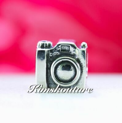 Authentic PANDORA Charm Camera Sterling Silver 790961