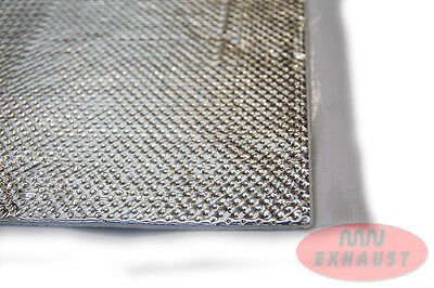 Self-adhesive 0 5/16in,500 x 400,Heat protective mat, up to 900 ° C,.multi-layer