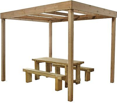 Forest Dining Pergola without Panels - 10 x 8ft -From the Argos Shop on ebay