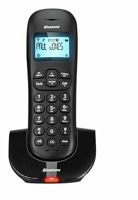 Binatone Vesta Cordless Telephone with Answer Machine - Single -From Argos ebay