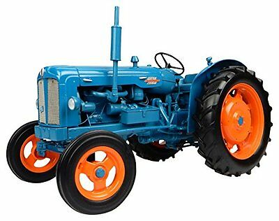 Fordson Power Major Die Cast 1961 Vintage Tractor Scale 1:16