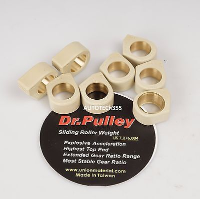 Dr Pulley Roller 30x15 SR3015 16g for Yamaha Rhino Grizzly Access 700  16G