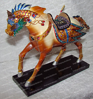 DYNASTY PONY (Trail of Painted Ponies) 1E / 4,937 (Westland, 12251) Retired