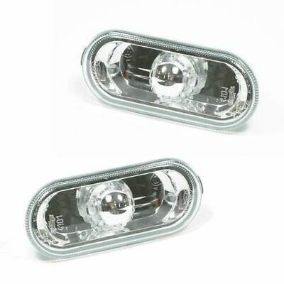 For VW Amarok 2010 - > Crystal Clear Side Repeaters Indicators 1 Pair