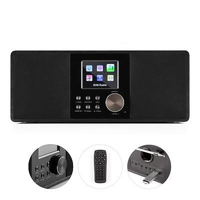 Internetradio Auna Connect 120 Bluetooth Webradio Dab+ Ukw Rds Usb Vers. Farben