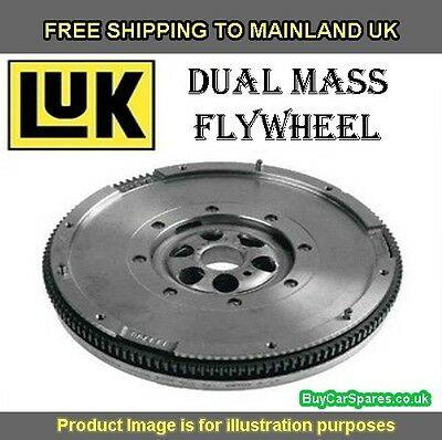 LUK Dual Mass Flywheel 415067210 Fit with VOLVO V60