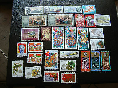 RUSSIE - 29 timbres n** (année 1980) (A24) stamp russian