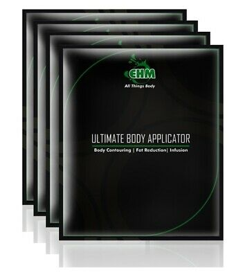 4 it REALLY works Body Wraps SUPERIOR Ultimate Applicators to Tone Tighten Firm