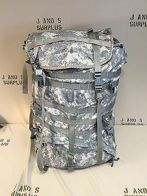 Molle Ii Large Rucksack Field Pack Acu Frame Belt Shoulder Pad
