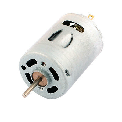 DC 6V 3000RPM Rotary Speed 2.3mm Dia Shaft Cylindrical Motor for DIY RC Toy