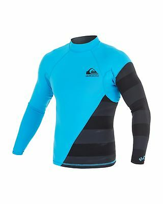 NEW QUIKSILVER™  Mens Syncro New Wave 1MM Wetsuit Jacket Surf