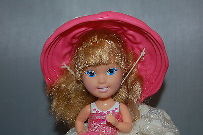 """1990 Candy Sprinkle Cupcake Doll """"gum Drop"""" By Tonka"""
