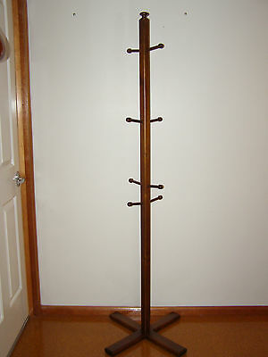 New Coat And Hat Stand Timber /wooden