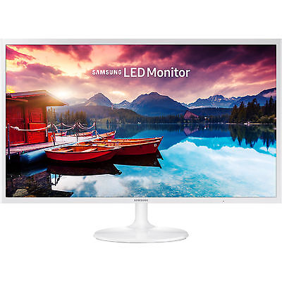 "Samsung Wide Viewing Angle HD 1920x1080 32"" LED Monitor"