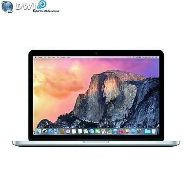 "Nuevo Apple Macbook Pro 13"" Retina 2.7Ghz Dual-Core I5 256Gb Mf840 2015 Version"