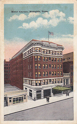 MEMPHIS , Tennessee, 00-10s ; Hotel Gayoso