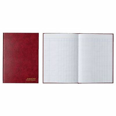 niceday A4 Analysis Book 7 Cash Columns