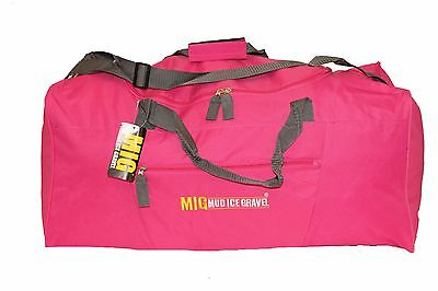 Ladies Extra Large Holdall Gym & Sports Bag HOLDALL SPORTS TRAVEL WORK - 2016
