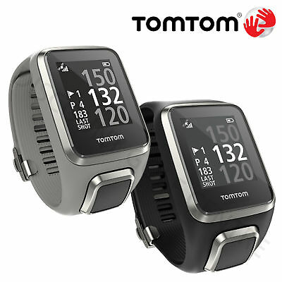 New 2017 - Tomtom Golfer 2 Waterproof Golf Gps Watch Rangefinder