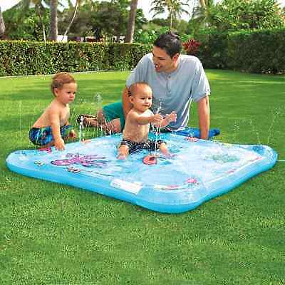 Baby Wading Pool Kiddie Squirt Pool Kids Water Toy