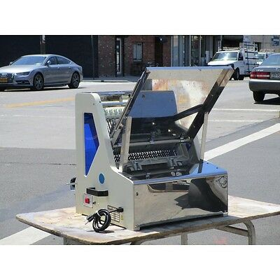 Omcan HL-52006 Bread Slicer, Very Good Condition