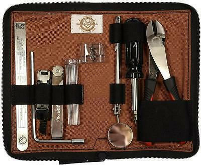 Fender® Custom Shop Acoustic Tool Kit by CruzTools®~0990526000~Brand New