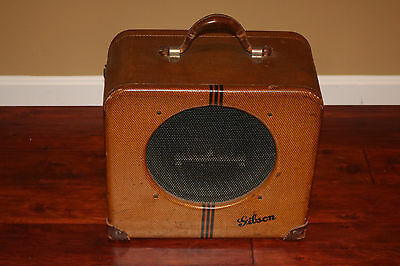 1930's Gibson EH-150 Tube Amplifier