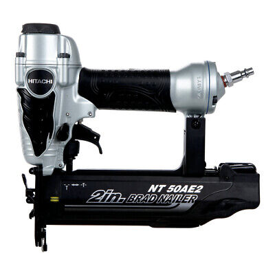 "Hitachi 18-Gauge 2"" Finish Brad Nailer Kit NT50AE2 Reconditioned"