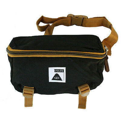 Poler Stuff Rover Waist Pack Bag Black Bumbag/ Shoulder Bag