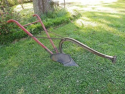 "Antique Vintage Horse Drawn Plow "" Turning Plow "" Garden Tractor Will Also Work"