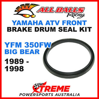 30-19401 Yamaha Yfm 350Fw Big Bear 1989-1998 Front Brake Drum Seal Kit