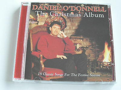 Daniel O'Donnell - The Christmas Album (CD Album) Used Very Good