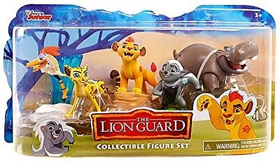 The Lion Guard - Collectable 5 Figure Pack - Brand New