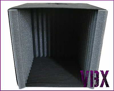 VBX Acoustics Portable Vocal Booth Microphone Sound Isolation Reflection Filter