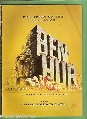 #t64.  Movie Program - Ben Hur