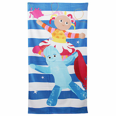 In The Night Garden Childrens/Kids Official Towel