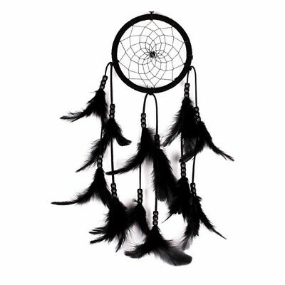 Handmade Dream Catcher Net With feathers Hanging Decoration Decor Craft Gift CP