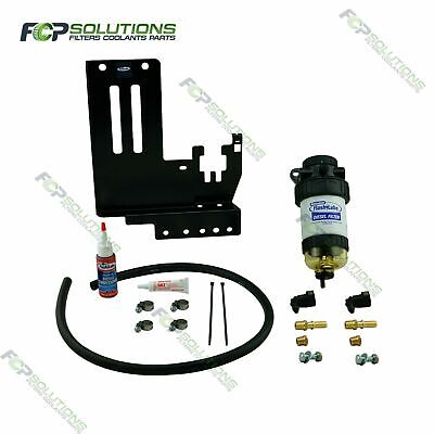 FLASHLUBE(Fuel Manager) Toyota Fortuner 2.8L 11/2015 - On Diesel Pre-Filter Kit