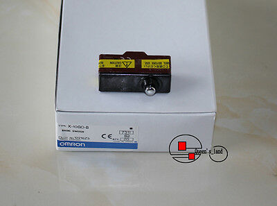 OMRON Basic Switch X-10GD-B X10GDB For Elevator New Free shipping
