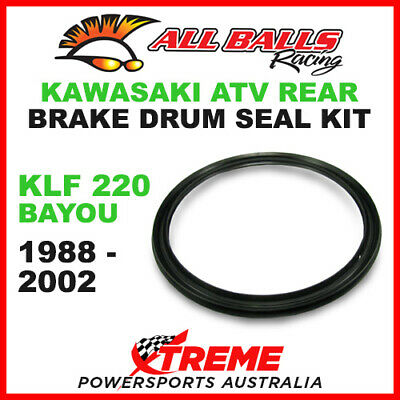30-20001 Kawasaki KLF220 Bayou 1988-2002 Rear Brake Drum Seal Kit