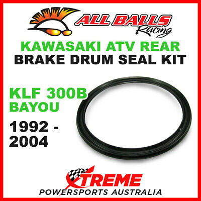 30-20001 Kawasaki KLF300B Bayou 1992-2004 Rear Brake Drum Seal Kit