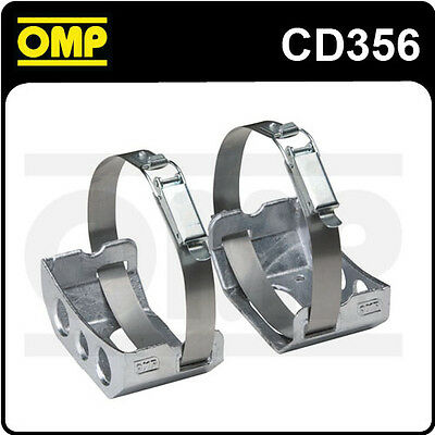 CD/356 OMP 130mm HANDHELD FIRE EXTINGUISHER SUPPORT BRACKETS for 130mm BOTTLE